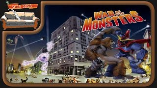 War of the Monsters | Double Monkeys on the Dime