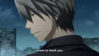 "Junjou Romantica 3 - Misaki say ""I Love You"" for Usagi"