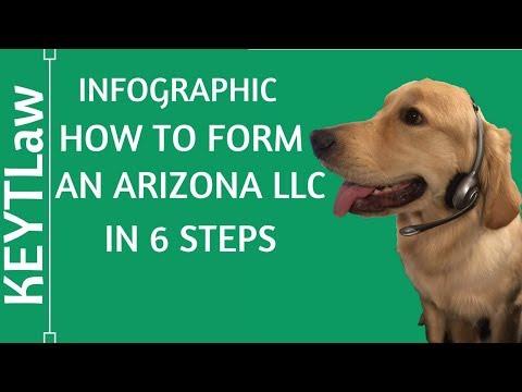 How to Start an Arizona LLC in 6 Steps (2020)