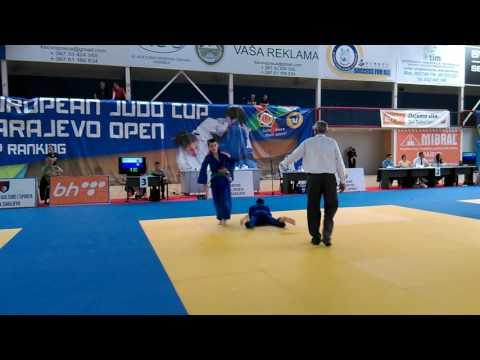 Domagoj Pušić Finale (U16) - Sarajevo Open 2017
