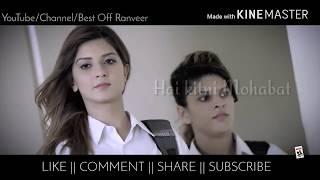 Hai kitni mohabbat tumse || New whatsapp status Video