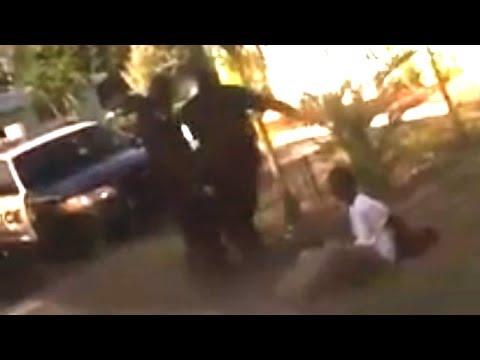 Police Choke And Kick Handcuffed 6th Graders [VIDEO]