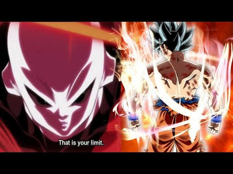 The Key Adapting Jiren With Tremendous Power And Ultra Instinct | Goku's Super Ultra Instinct