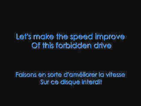 M.Pokora - Forbidden drive avec les paroles + traduction