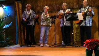 Kualoa w/ Noelani Mahoe - Ke Kali Nei Au (Hawaiian Wedding Song)