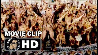 STAR WARS: EPISODE III REVENGE OF THE SITH Movie Clip - Wookie Battle (2005) George Lucas Movie HD
