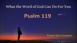 What the Word of God Can Do For You Part 1 of 3