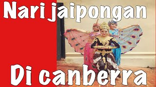 Download Video TARI JAIPONGAN MAUNG LUGAY | CANBERRA 2017 #VLOG6 MP3 3GP MP4