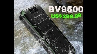 New detailed Test of BLACKVIEW  BV9500 /BV9500 pro BV6800 PRO mobile phone