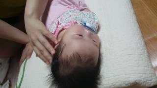 40초만에 진짜 아기재우는법