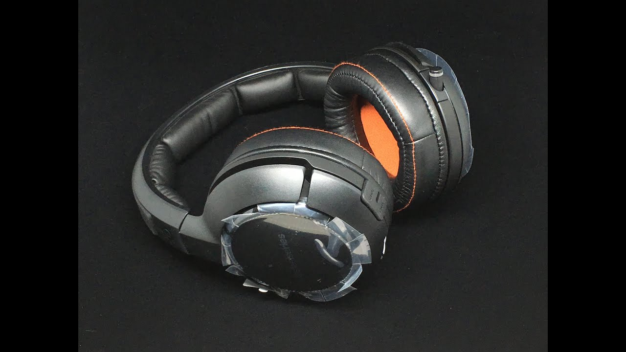 All About Siberia 800 Wireless Gaming Headset Steelseries 840 Bluetooth