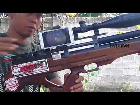 Camera samping hp untu telescope senapan speed benchrest 1 youtube