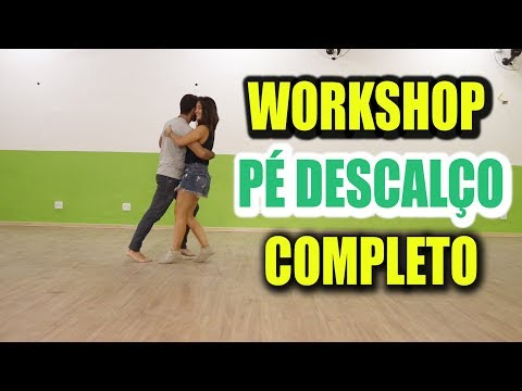 VARIAÇÕES NA BASE E ALIDADE NO WORKSHOP DO PÉ DESCALÇO