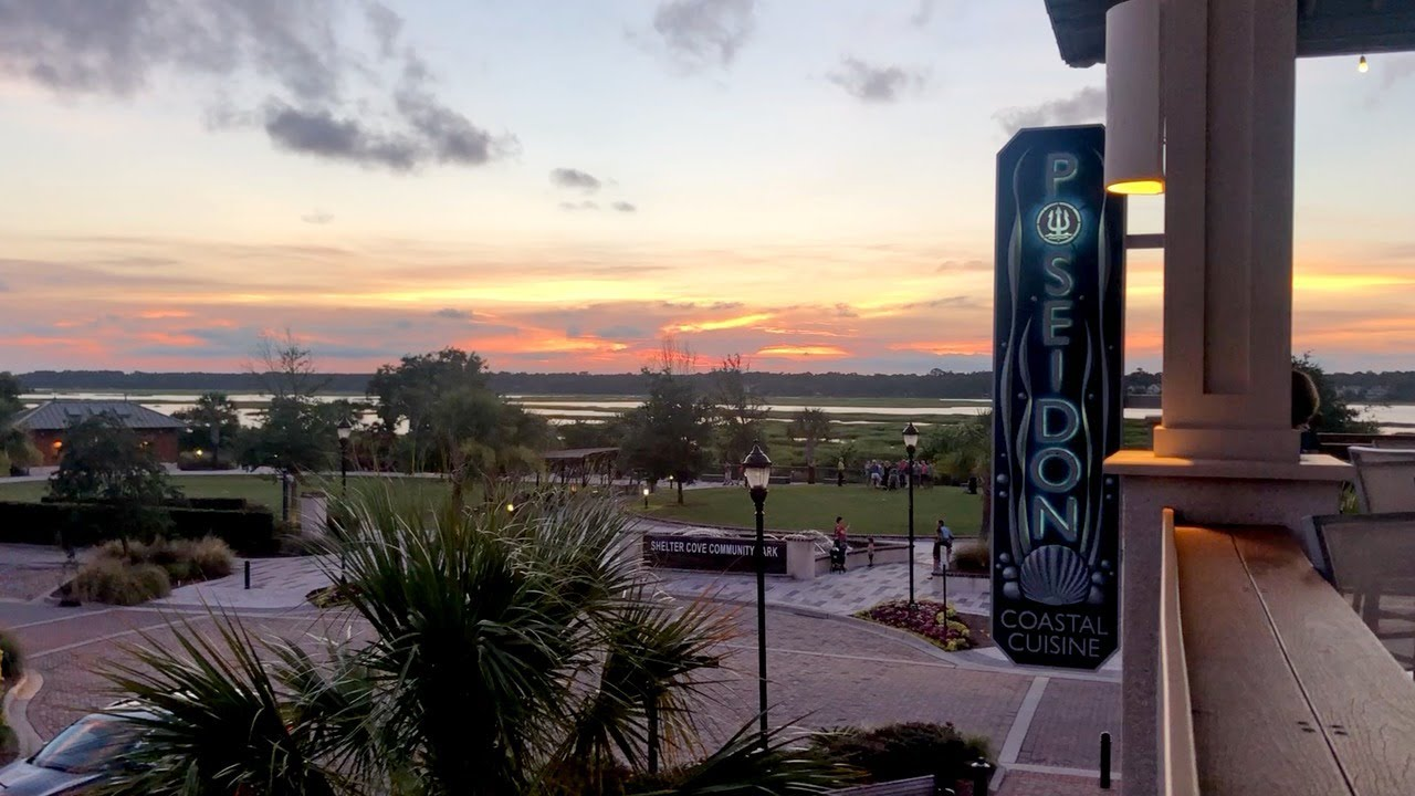 Top Hilton Head Restaurants With Views Of The Water