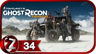 Tom Clancy s Ghost Recon Wildlands Прохождение на русском 34 - Прощай Мама-Кока FullHD PC