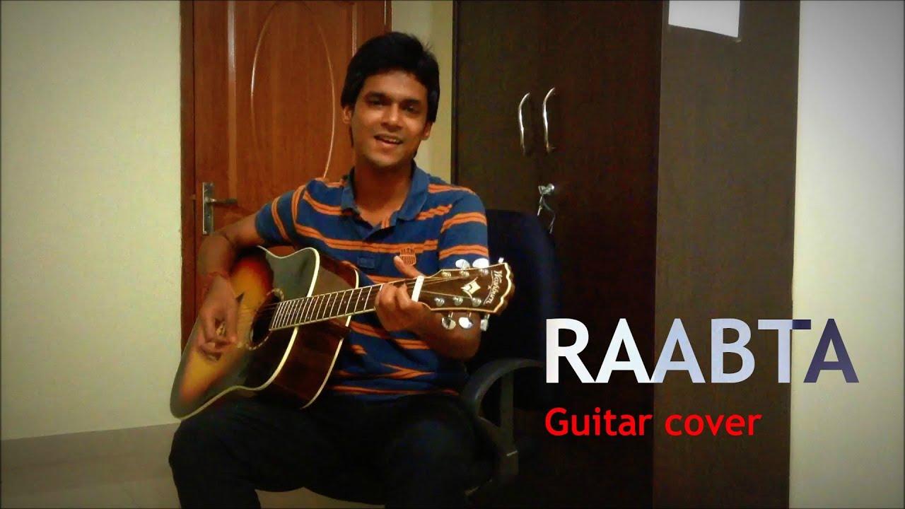 Raabta, Agent Vinod Fingerstyle Guitar Cover - YouTube