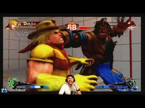 [HS] Coffre à VS - Street Fighter 30ans plus tard - ULTRA Street Fighter IV part1