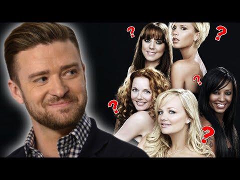 Justin Timberlake war mit Spice Girl im Bett! Mp3
