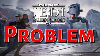 Star Wars: Jedi Fallen Order Looks Incredible BUT Has a BIG PROBLEM...