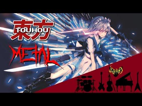 Touhou 9 PoFV - Flowering Night 【Intense Symphonic Metal Cover】