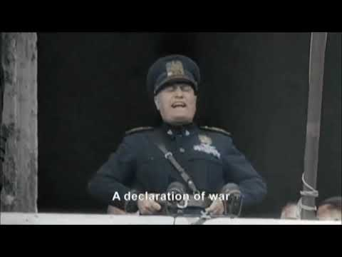 Fascist Italy's Politics, Economics and Military