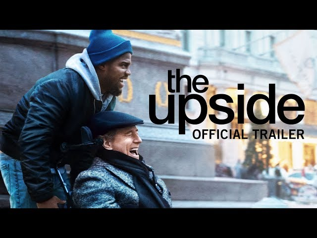 The Upside | Official Trailer | Own It Now On Digital HD, Blu-Ray & DVD