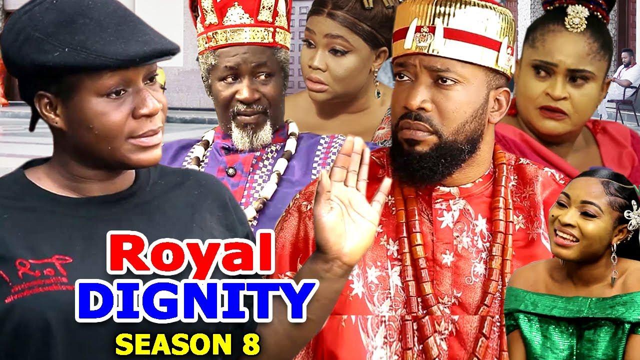 Download ROYAL DIGNITY SEASON 8 - (New Trending Movie HD) Frederick Leonard 2021 Latest Nigerian  Movie