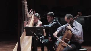 Felipe Tovar-Henao - «Hýpnos» (2012) for clarinet, cello and harp