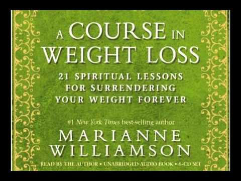 Marianne Williamson Quotes Weight Loss Youtube
