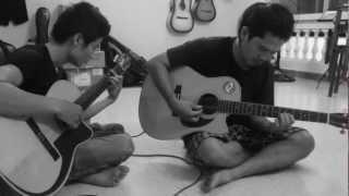 Lớp Nhạc La Thăng - guitar hòa tấu - khi giấc mơ về