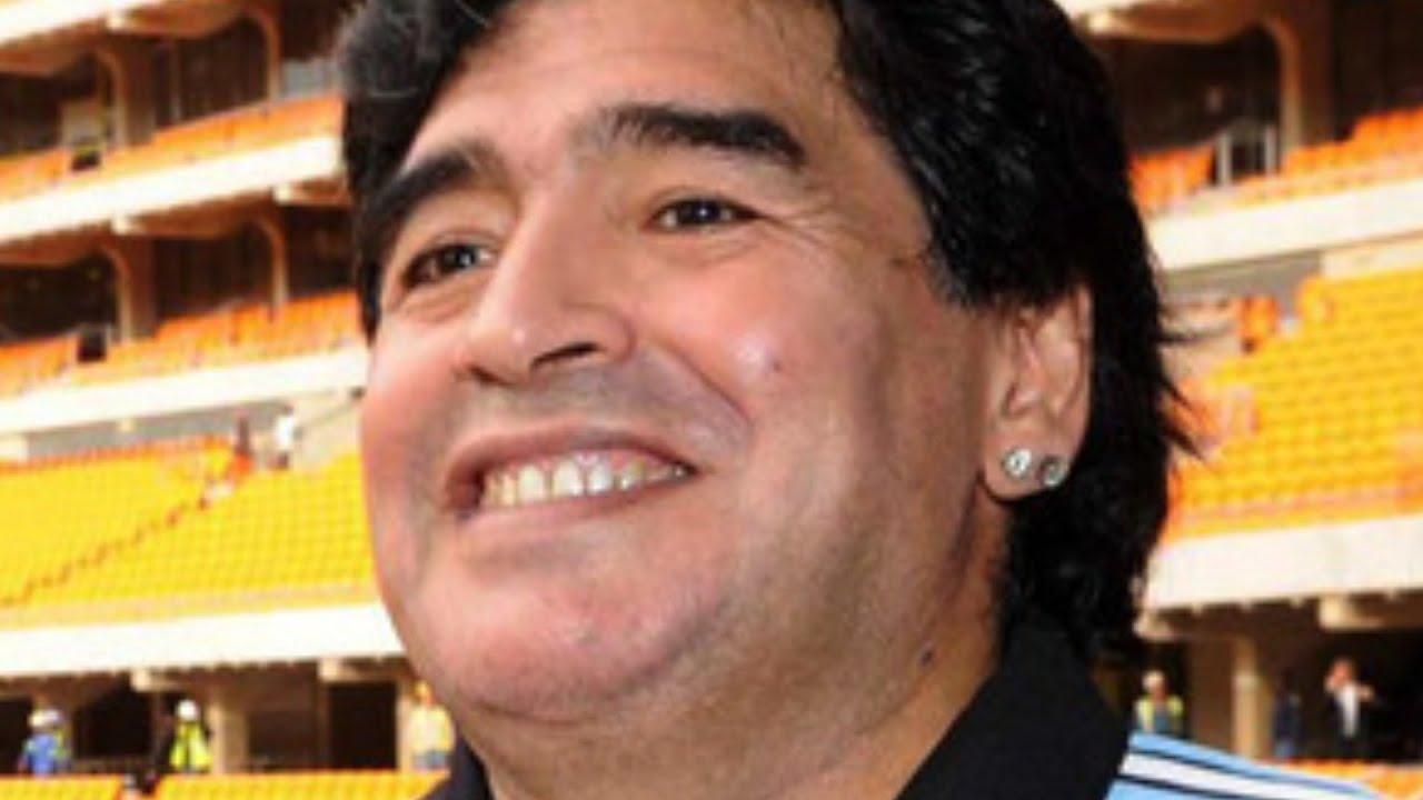 The Tragic Death Of Diego Maradona
