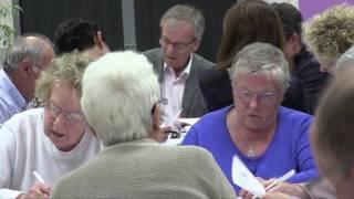 Conférence régionale santé autonomie à l'Espace senior d'Avallon (89)