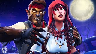 SUMMONING DIRE THE WEREWOLF OF WAILING WOODS *SEASON 6!* - A Fortnite Short FIlm