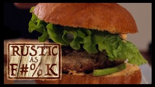 ​chipotle Lime Turkey Burger Recipe! - Rustic As F#%k