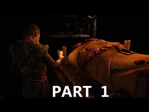 God Of War 4 Walkthrough Gameplay Part 1 - THE MARKED TREES (PS4)