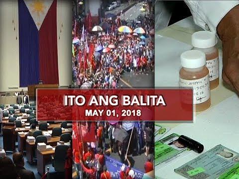 Ito Ang Balita (May 1, 2018)