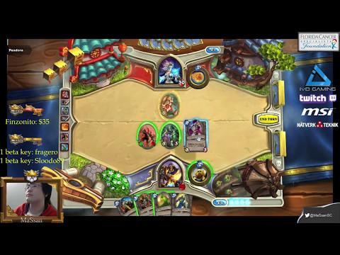 MaSsan Plays Arena 1: Perfect Palladin
