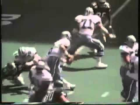 Eagles-Cowboys Rivalry: 09/05/91 Eagles Defense Sacks Troy Aikman 11 Times in 24-0 Win in Dallas
