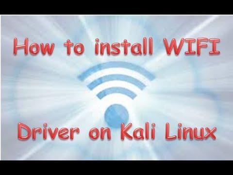 Como instalar WiFi Driver no Kali Linux - Braodcom 802 11n