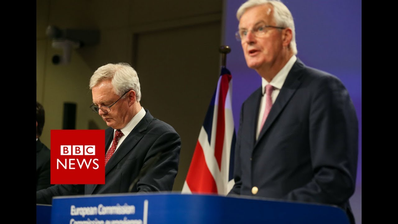 barnier-uk-must-clarify-position-on-a-financial-settlement-for-brexit-bbc-news