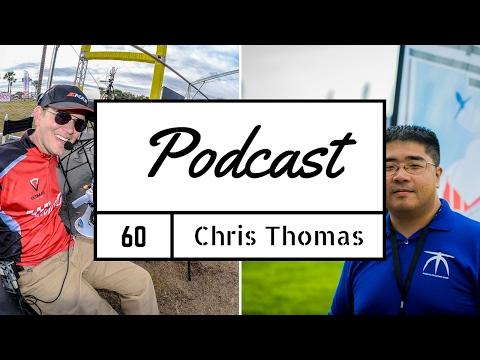 FPV Podcast #60 - Chris Thomas - Founder of MultiGP