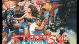 Streets Of Rage 2 IPad and IPhone Review