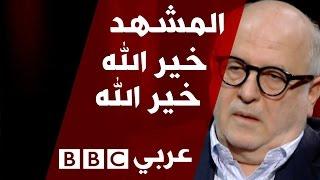 الصحفي اللبناني خير الله خير الله في المشهد