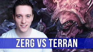 StarCraft 2: Legacy of the Void - Ranked Ladder Match Gameplay!