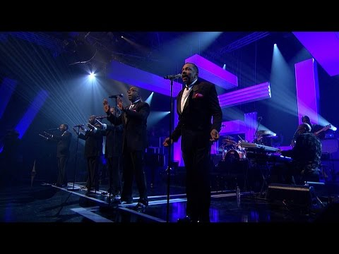 The Temptations - Just My Imagination - Later… with Jools Holland - BBC Two