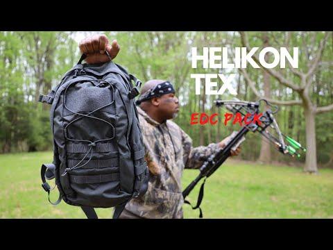 Helikon Tex EDC Pack: Urban Survival Backpack