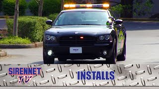 A 2010 Dodge Charger Police Package Pilot Car