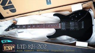 UNBOXING!! ESP LTD KH-202