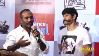 Vijay Milton reveals about Samantha as Nepali
