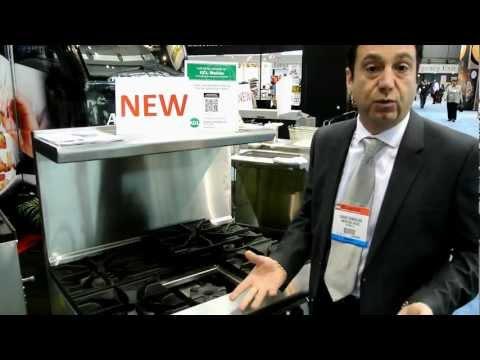 American Range Product Spotlight - Green Flame Technology